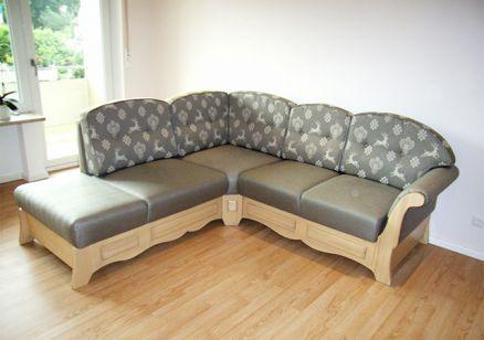 wohnlandschaft landhausstil inspiration ber haus design. Black Bedroom Furniture Sets. Home Design Ideas