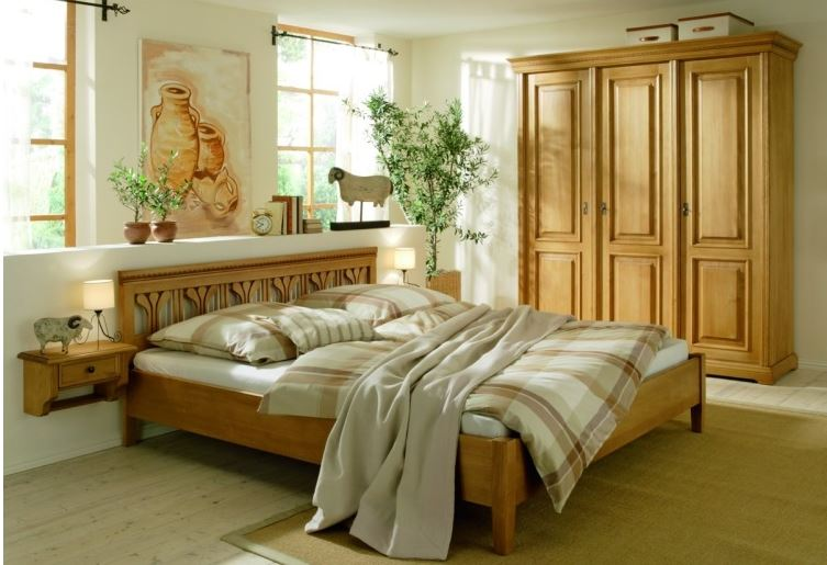 Schlafzimmermöbel im Landhausstil - Landhausmöbel Martin Lechner