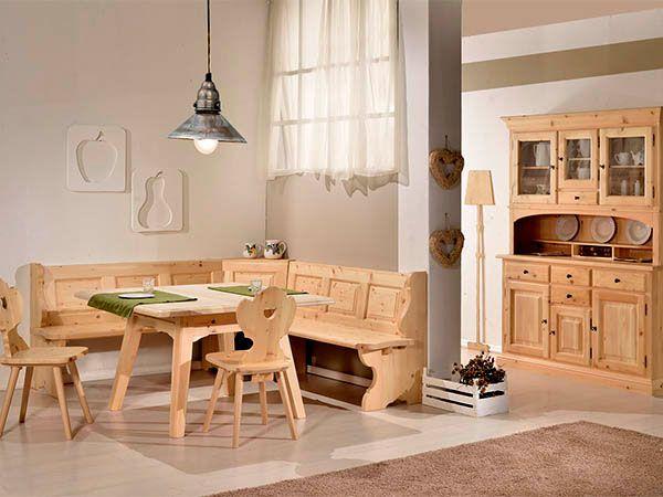 Möbelangebote Eckbänke | Tischgruppen - Landhausmöbel Martin lechner