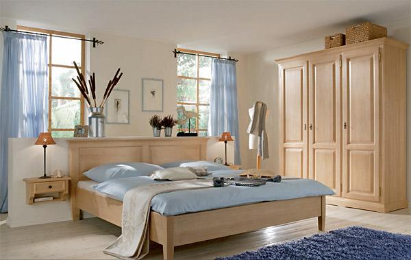 Landhausmöbelangebote Schlafzimmer | Schlafzimmerschränke und Betten ...